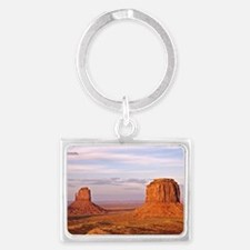 MoVal42by28 Landscape Keychain