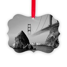 2-GOLDEN GATE BRIDGE Ornament