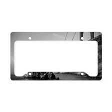 2-GOLDEN GATE BRIDGE License Plate Holder