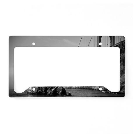 2-GOLDEN GATE BRIDGE License Plate Holder