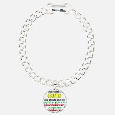 Think Im Cute Italian Au Bracelet