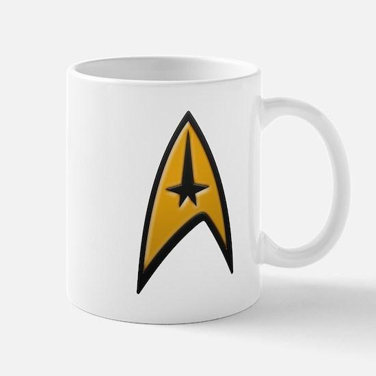 STAR TREK Classic INSIGNIA Mug