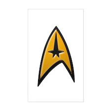 STAR TREK Classic INSIGNIA Decal