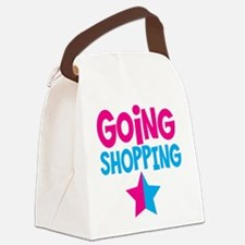 Going Shopping! with a celebrity STAR! Canvas Lunc