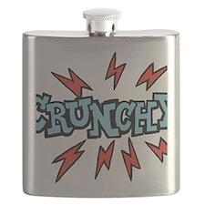 crunchy_blue Flask