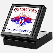 Guayanilla W Keepsake Box