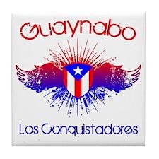 Guaynabo W Tile Coaster