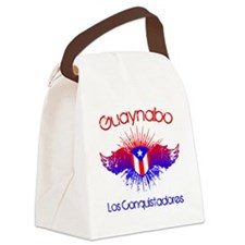Guaynabo W Canvas Lunch Bag