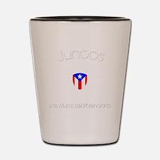 Juncos B Shot Glass