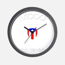 Moca B Wall Clock