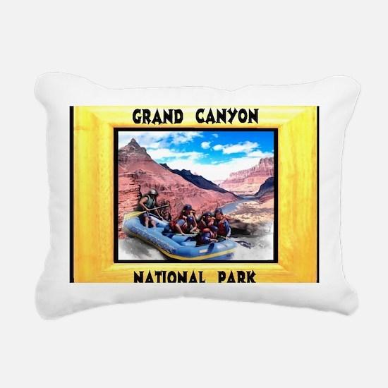 grandcanyon2le Rectangular Canvas Pillow