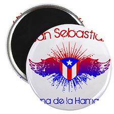 San Sebastian W Magnet