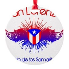San Lorenzo W Ornament