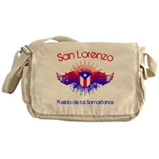 San Lorenzo W Messenger Bag