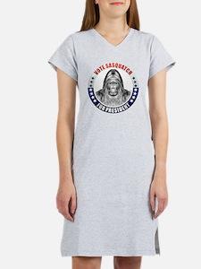 may_vote_sasquatch Women's Nightshirt