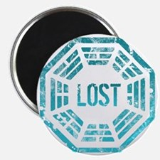 Lost Dharma Blue Magnet