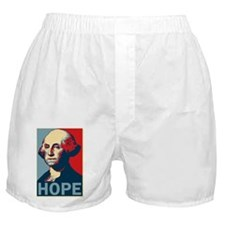 George Washington Hope big Boxer Shorts
