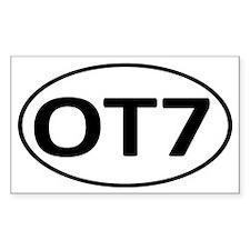 OT7sticker Decal