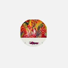 Flamenco, Mini Button (10 pack)
