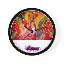 Flamenco, Wall Clock