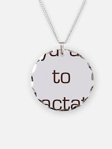 water bottle_e2 (1) Necklace