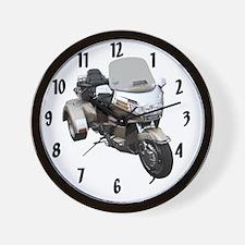 AB08 C-CLOCK LRG BRONZE Wall Clock
