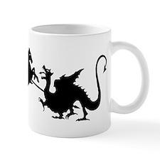 GEORGENDRAGON2 Mug