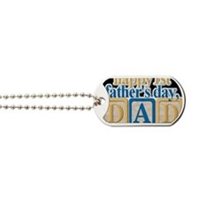 First Fathers Day Dog Tags