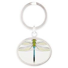 sigg_dfly_lg Oval Keychain
