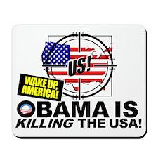 2012-Obama-is-a-Criminal Mousepad