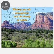 MAY 27TH PHOENIX MOUNTAINS WISHING YOU PEAC Puzzle