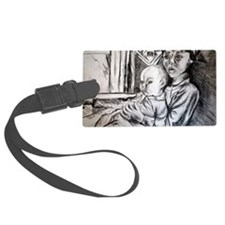 josef and dana 2 Luggage Tag