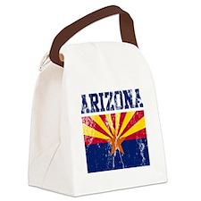 arizfrust Canvas Lunch Bag