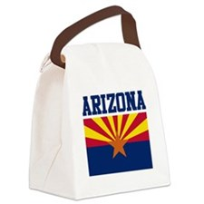 arizf copy Canvas Lunch Bag