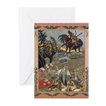 Epic Russian Battle Greeting Cards (Pk of 10)