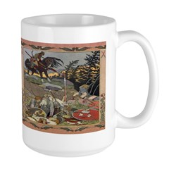 Epic Russian Battle Mug