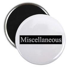 Miscellaneous Magnet