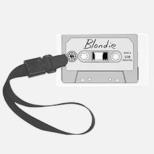 Blondie mix tape Luggage Tag