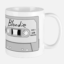 Blondie mix tape Mug