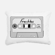 Freckles Tape vs 2 Rectangular Canvas Pillow