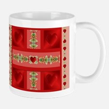 Insanely Full of Hearts Valentine Mug