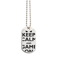 game-on Dog Tags