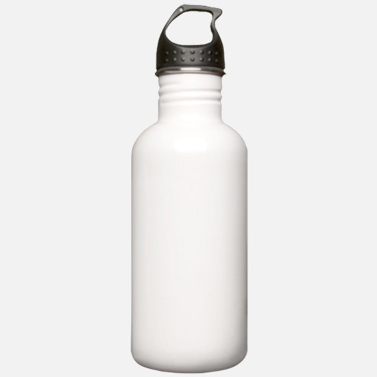 now-panic-and-run-away Water Bottle
