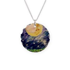 Night Moon Necklace
