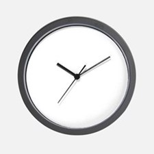 bach-4 Wall Clock