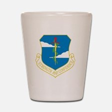 380th BW - Strength And Confidence Shot Glass