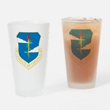 380th BW - Strength And Confidence Drinking Glass