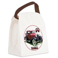 FordAcpe30-C8trans Canvas Lunch Bag