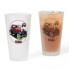 FordAcpe30-C8trans Drinking Glass