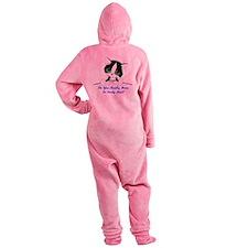 studynowcat Footed Pajamas